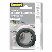 Scoth réparer isolation électrique noir 10mx15mm