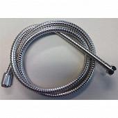 Techniloisir flexible chromé 1,50m double agraphage réf 005126