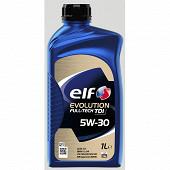 Huile elf evolution fulltech TDI 5W-30