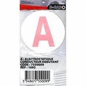 B-car disque A électrostatique conducteur débutant