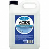 Phébus acide chlorhydrique - 5 litres