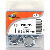 Trefilaction  piton AZ 5.0X40