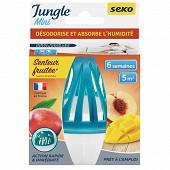 Absorbeur d'humidité Jungle Mini senteur Fruitée