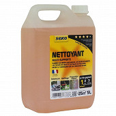 Seko nettoyant multi-supports 5 litres