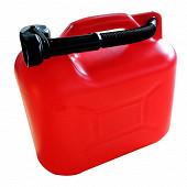 Jerrican 10 litres  rouge