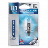 Michelin 1 ampoule  h1 blue light 55w