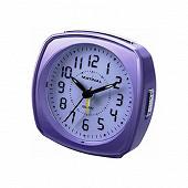 Matinal réveil analogique violet