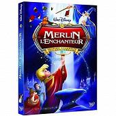 Dvd merlin enchanteur édition exclusive