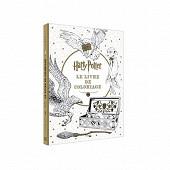 Gommettes - Harry Potter, le livre de coloriages
