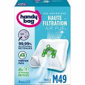 Handy bag sac aspirateur M49