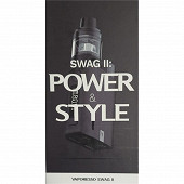 Kit swag 2 80 w noir vaporesso