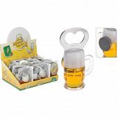 Ouvre-bouteille avec aimant