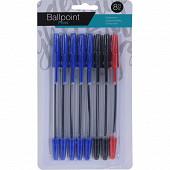 Lot de 8 stylos à bille