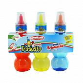 Trinketto boisson sucrée aromatisée 3 x 70 ml