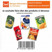 DON BANQUE ALIMENTAIRE