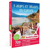 3 jours et délices en Europe