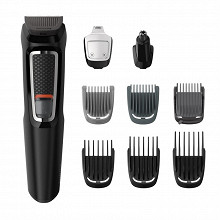 Philips tondeuse multistyles barbe + nez + cheveux MG3740/15