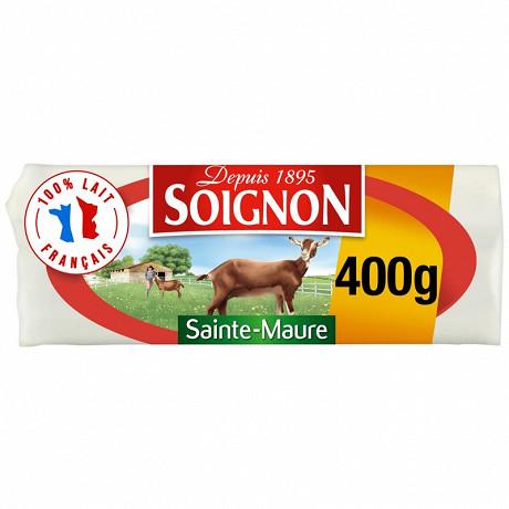 Soignon fromage de chèvre maxi format 400 g