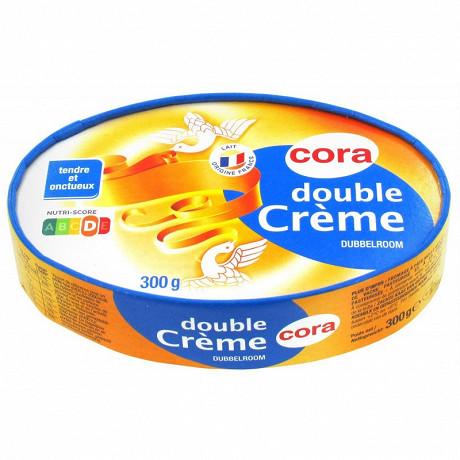 Cora double crème 30%mg - 300 g