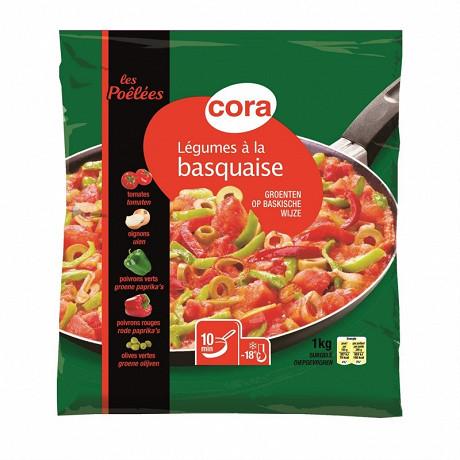 Cora poêlée de légumes à la basquaise 1 kg