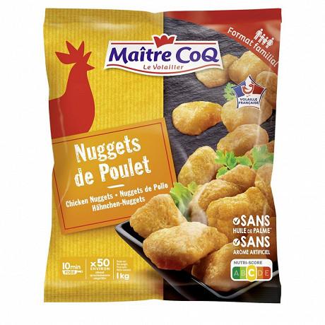 Maitre Coq nuggets de poulet 1kg