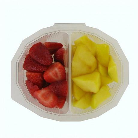 Duo mangue fraise