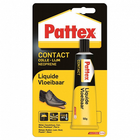 Pattex colle contact liquide 50gr