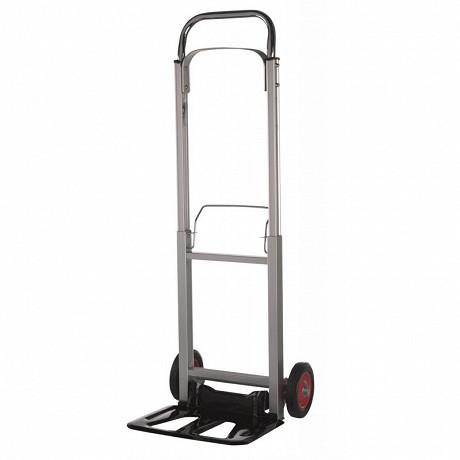 Kinzo chariot de manutention pliable aluminium