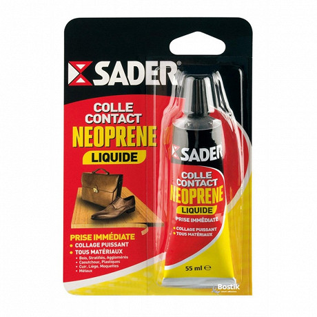 Sader colle contact néoprene liquide 55ml