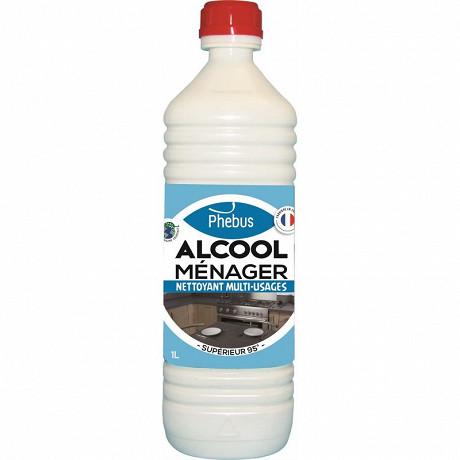Phebus alcool ménager supérieur 1L