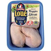 Loué cuisses de poulet 900g