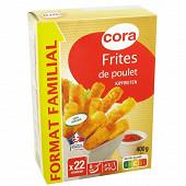 Cora frites de poulet 400g