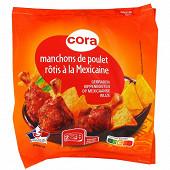 Cora manchons de poulet rôtis à la mexicaine 250g