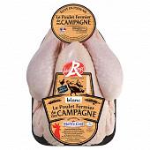 Maître Coq poulet fermier de ma campagne blanc label rouge