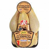 Maître Coq poulet fermier de ma campagne jaune label rouge