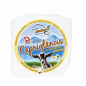 Tomme moleson chèvre capriglanois 80g 32%mg/pt
