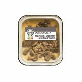 Polenta à la cuillère aux champignons 350g