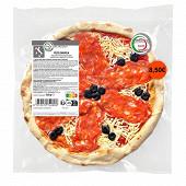 Pizza diavola 550g