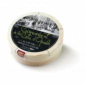 Camembert l'opale saveurs en or au lait de vache cru 250g