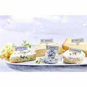 Plateau 6 fromages france Est 435g