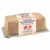 Foie gras de canard entier label rouge 250g le traiteur