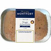 Foie gras canard entier so cuisson douce lobe 170g igp so maison montfort