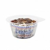 Enrobé raisins bruns 80g - lait pasteurise