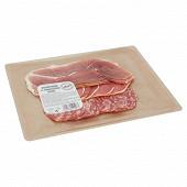 Plateau assortiment jambon cru rosette bacon 200g