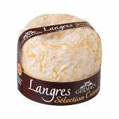 Germain langres aop cremier 200g 23% mg/pt lait pasteurisé