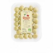Gnocchi noix et gorgonzola bio 300g