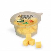 Apéro snack dès de fromage 100g comté bleu blanc coeur 100g