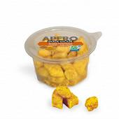 Apéro snack dès pour salade 100G  tomme au curry galanga bleu blanc coeur