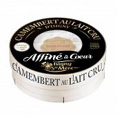 Camembert Isigny au lait cru 3/4 affiné 250g