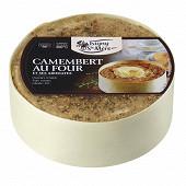 Camembert au four au lait microfiltré 250g Isigny Ste Mère